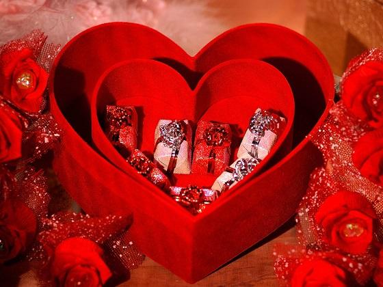 Что подарить на день святого валентина мужу своими руками