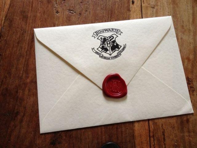 Печать на письмах своими руками