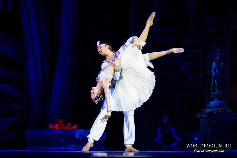 Международный конкурс артистов балета 2017