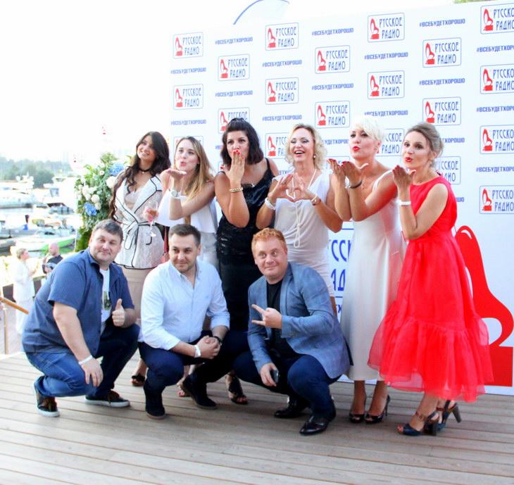 Стол Заказов - программа Поздравления в прямом эфире русского радио