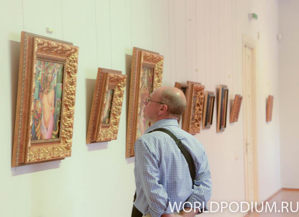 Выставка александра