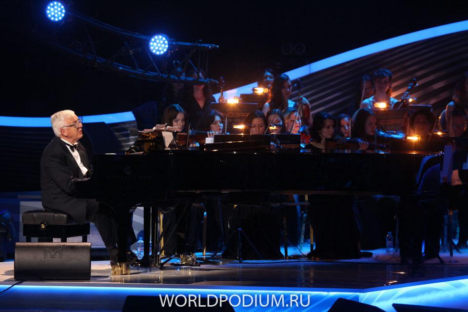 концерт раймонда паулса в москве отзывы решили переменить