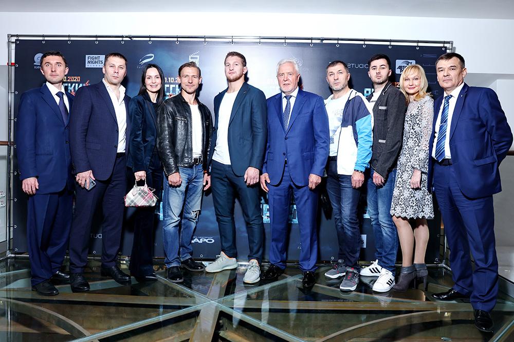 Premera Filma Russkij Rejd World Podium