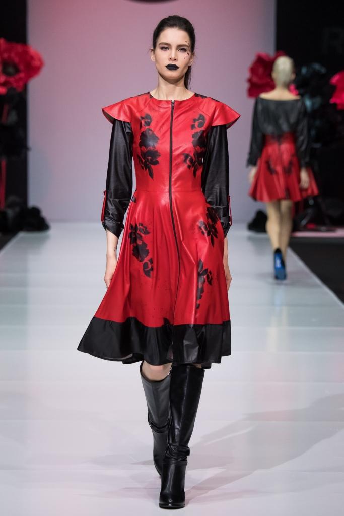 4c0d0f44333e Элеонора Амосова представила коллекцию «LADY» в рамках Недели моды в ...