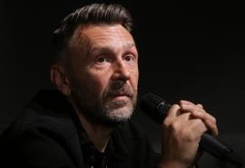 """Поклонники предложили Сергею Шнурову покорить """"Евровидение"""""""