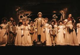 Дети мира сыграли Пушкина по-русски!