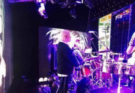 Борис Моисеев во время репетиции