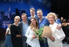 «Истинная любовь похожа на привидение…», - мюзикл «Привидение» представлен в Москве!
