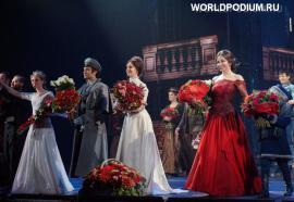 Премьера мюзикла «Анна Каренина»- вечная актуальность классики! «И на всём протяжении пути мы хотим, мы должны обрести Счастье…»