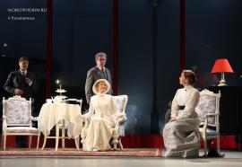 Премьера спектакля «Пигмалион» в театре имени Маяковского