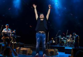 «Сбудется всё!», - Михаил Бублик открыл трёхдневную серию Московских концертов!