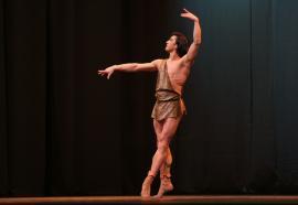 Айдар Ахметов: «Балет – элитарное искусство, его надо любить, понимать, чувствовать!»