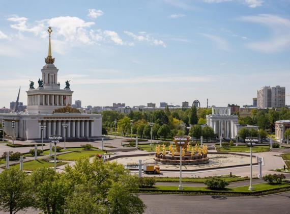 Наталья Сергунина назвала самые популярные онлайн-программы ВДНХ в 2020 году