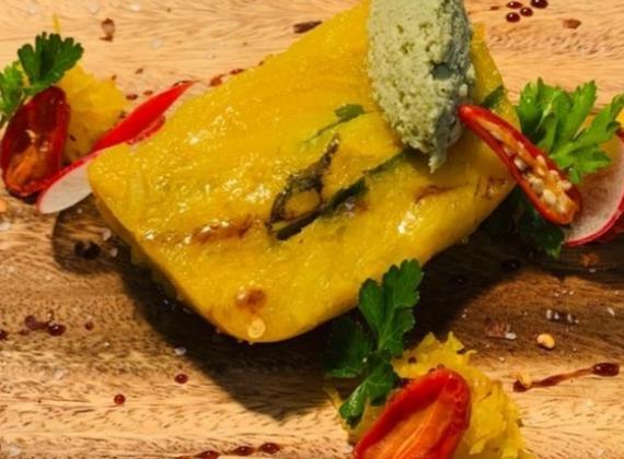 Восхитительный рецепт приготовления тыквы