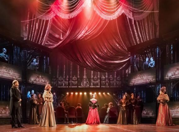 В театр летом: мюзикл «Анна Каренина» на Большой Дмитровке