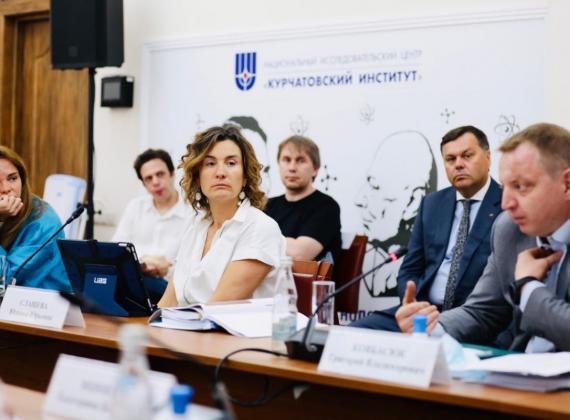 В Доме учёных Курчатовского института прошло первое заседание Попечительского совета кинофестиваля «Мир знаний»