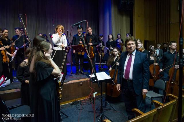 Концерт – мастер-класс «Виват, Италия!»