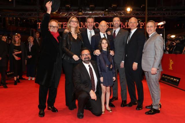 Премьера фильма «Логан» на Берлинском кинофестивале
