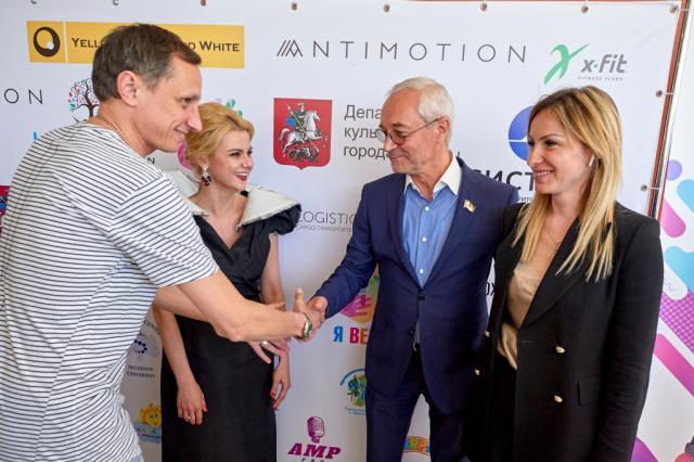 В Москве прошел 9-ый ежегодный Благотворительный концерт «Я верю»