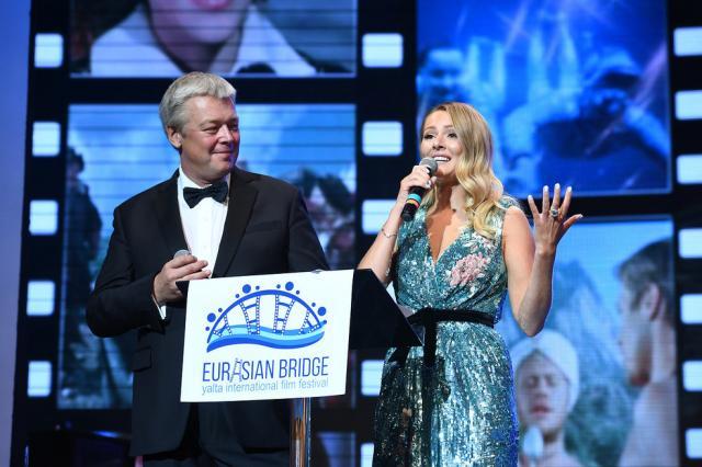 Открытие кинофестиваля «Евразийский мост» прошло в Ялте
