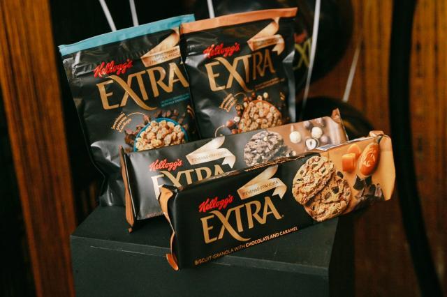 Премьера сезона: в Москве прошла презентация премиального бренда Kellogg's Extra