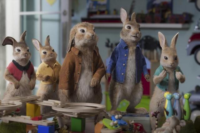 «Кролик Питер» возвращается!