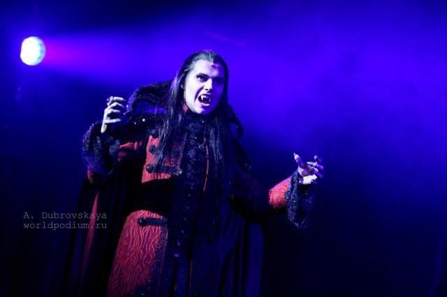 Мюзикл «Бал вампиров» погрузит столичную публику  в чарующую атмосферу неизведанной и такой притягательной мистики!