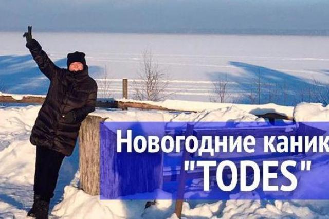 """Новогодние каникулы """"Todes"""""""