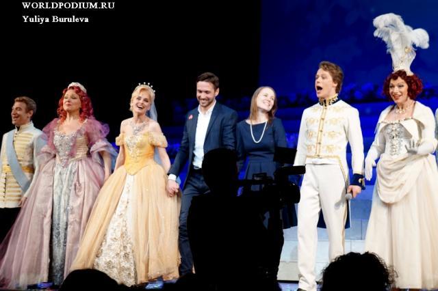 Мюзикл «Золушка» дарит возможность почувствовать себя Золушкой и Принцем! Акция «Выходи за меня» уже в разгаре!