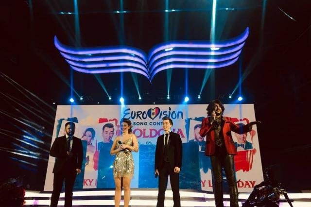 Группа DoReDos на Евровидении-2018 исполнит песню Филиппа Киркорова