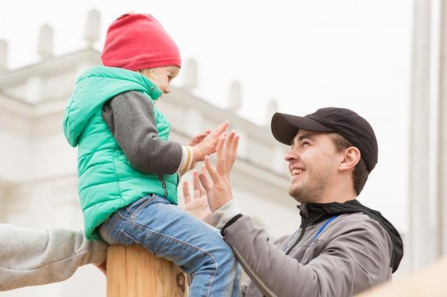 ВДНХ приглашает отпраздновать День отца