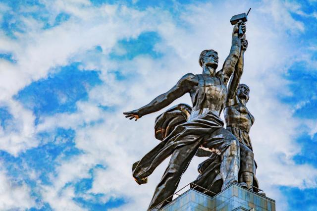 На ВДНХ отметят 130-летие скульптора Веры Мухиной