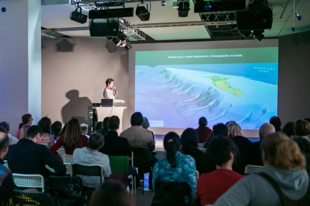 «Знания» о природе: на ВДНХ пройдут лекции о путешествии на Чукотку и обитателях Командорских островов