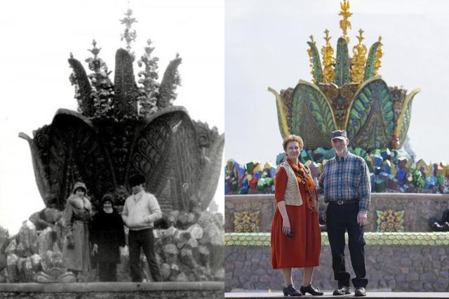 «Связь поколений»: новый социальный проект ВДНХ об истории семейных снимков