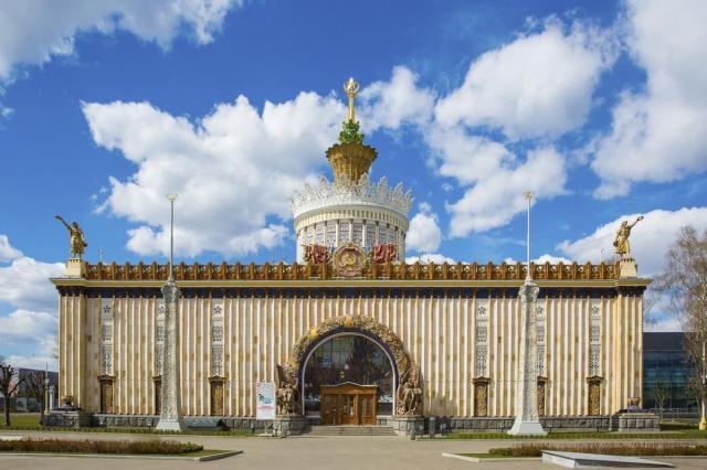 ВДНХ приглашает отметить Международный день памятников и исторических мест