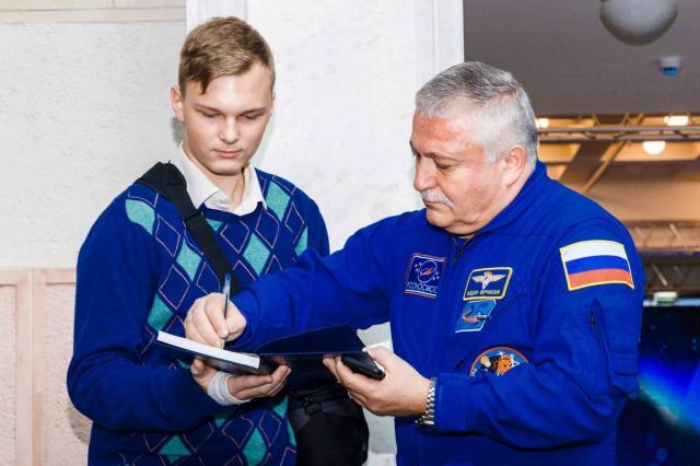 Навстречу звездам: на ВДНХ пройдут уроки с легендами космонавтики