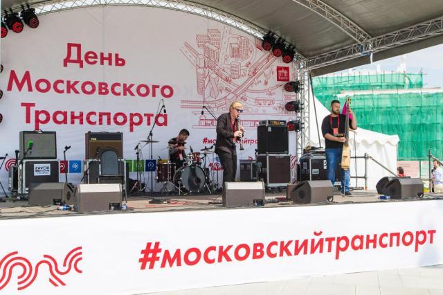 На ВДНХ отметят День московского транспорта