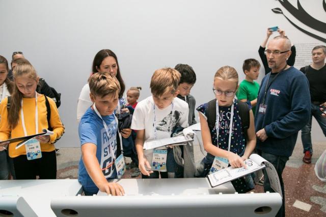 Центр «Слово» стал новой площадкой проведения олимпиады «Музеи. Парки. Усадьбы»