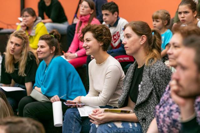 Цикл интеллектуальных встреч с писателями стартует в Центре «Слово» на ВДНХ