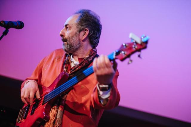 Фестиваль «Триумф джаза» на ВДНХ: бесплатный концерт-лекция в Доме культуры