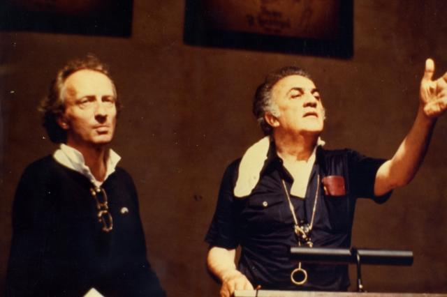 В Музее кино на ВДНХ пройдет выставка «Федерико Феллини: 100»