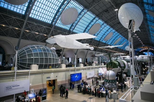 В центре «Космонавтика и авиация» на ВДНХ стартует экскурсия о легендарных конструкторах