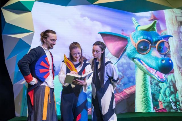 ВДНХ приглашает на Международный день детской книги