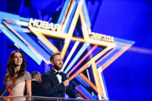 Гала-концерт Всероссийского вокального конкурса «Новая Звезда-2018»