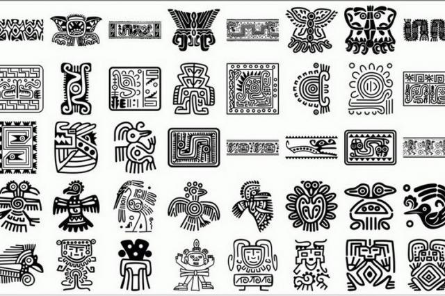 Археологи обнаружили древнюю пещеру с рисунками индейцев майя