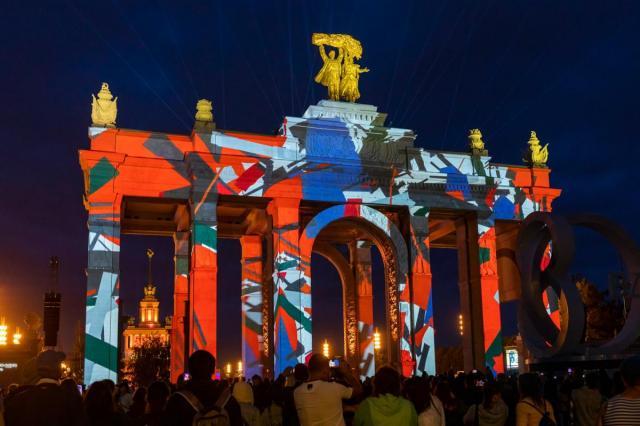 На праздновании юбилея ВДНХ побывали 1,2 миллиона человек