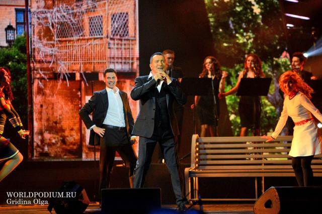 «Я по-русски живу!» - Александр Буйнов отмечает юбилей