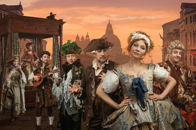 Спектакль «Трактирщица»: «Очаровательное колдовство прекрасных женских чар!»