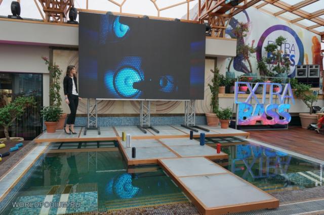 В Москве прошла презентация новинок аудио Sony EXTRA BASS