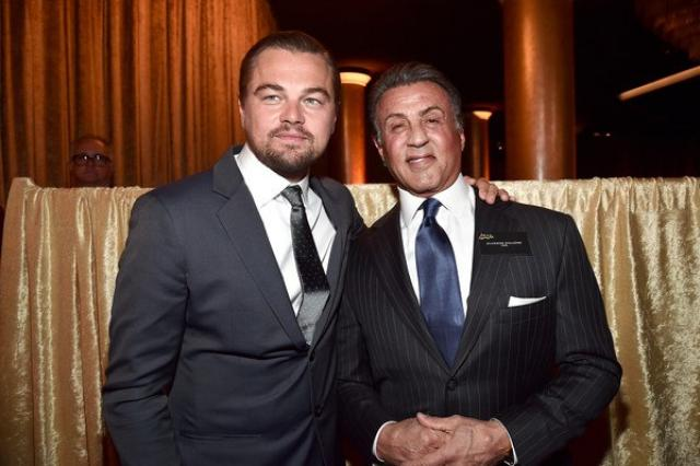 "Ужин номинантов на ""Оскар 2016"""